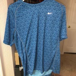 Nike Running Shirt size large